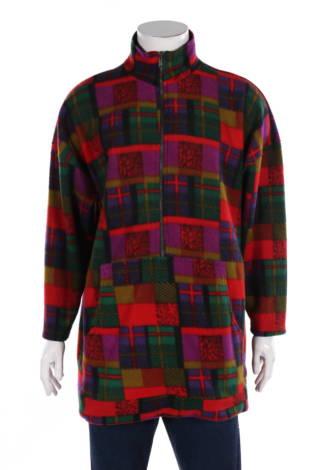 Блуза с поло яка Robert Stock