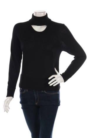 Пуловер с поло яка Armani Exchange