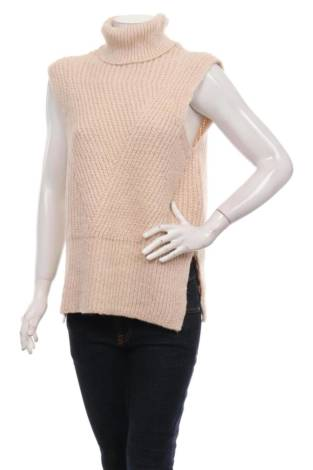 Пуловер с поло яка Y.A.S