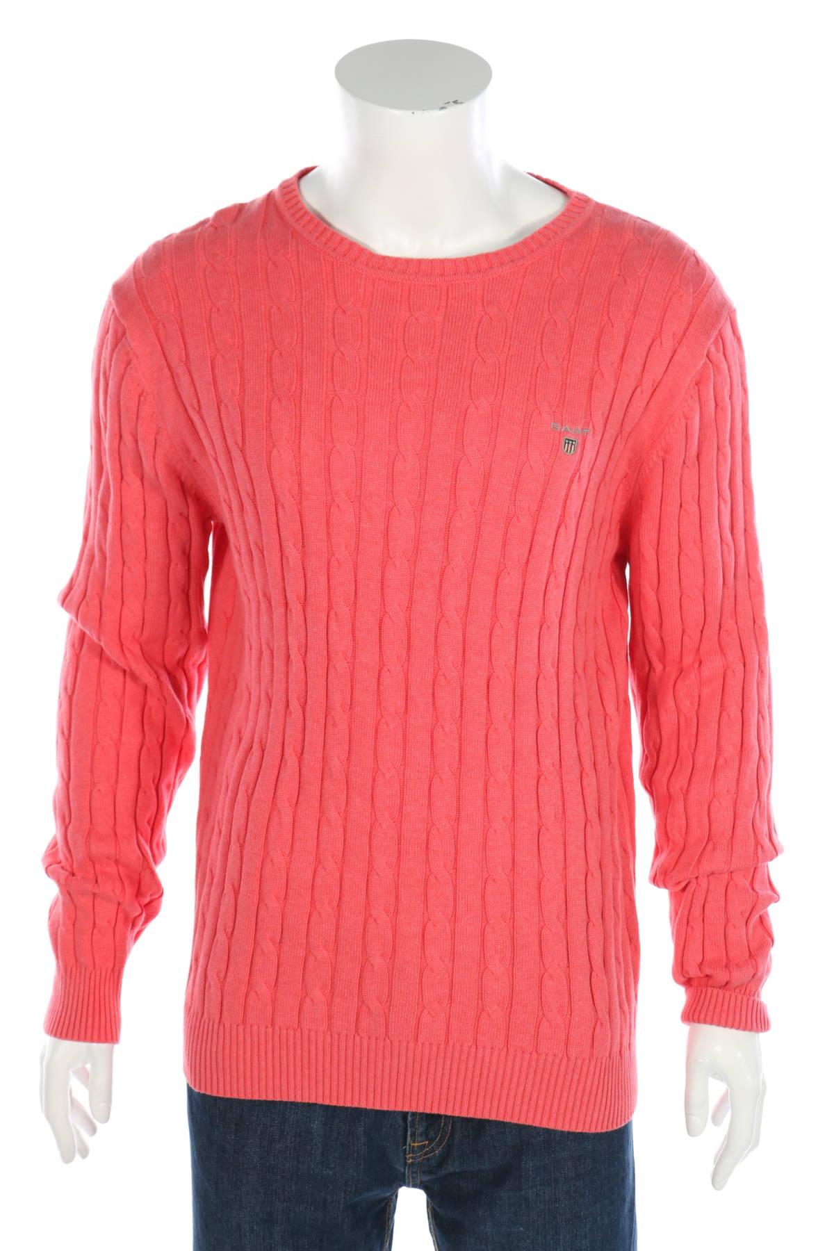 Пуловер Gant1