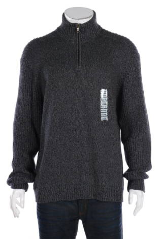 Пуловер с поло яка Club Room