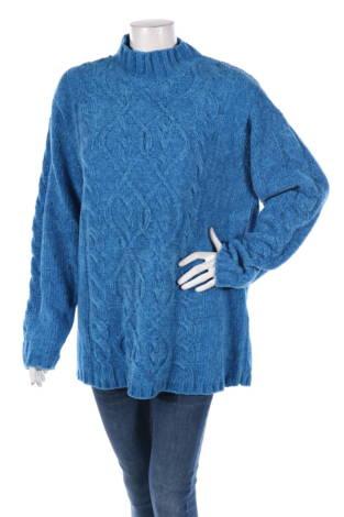Пуловер с поло яка Jennifer Moore