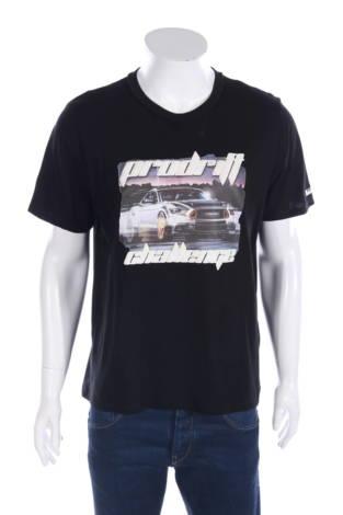Тениска с щампа Replay