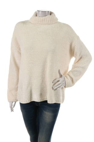 Пуловер с поло яка JENNYFER