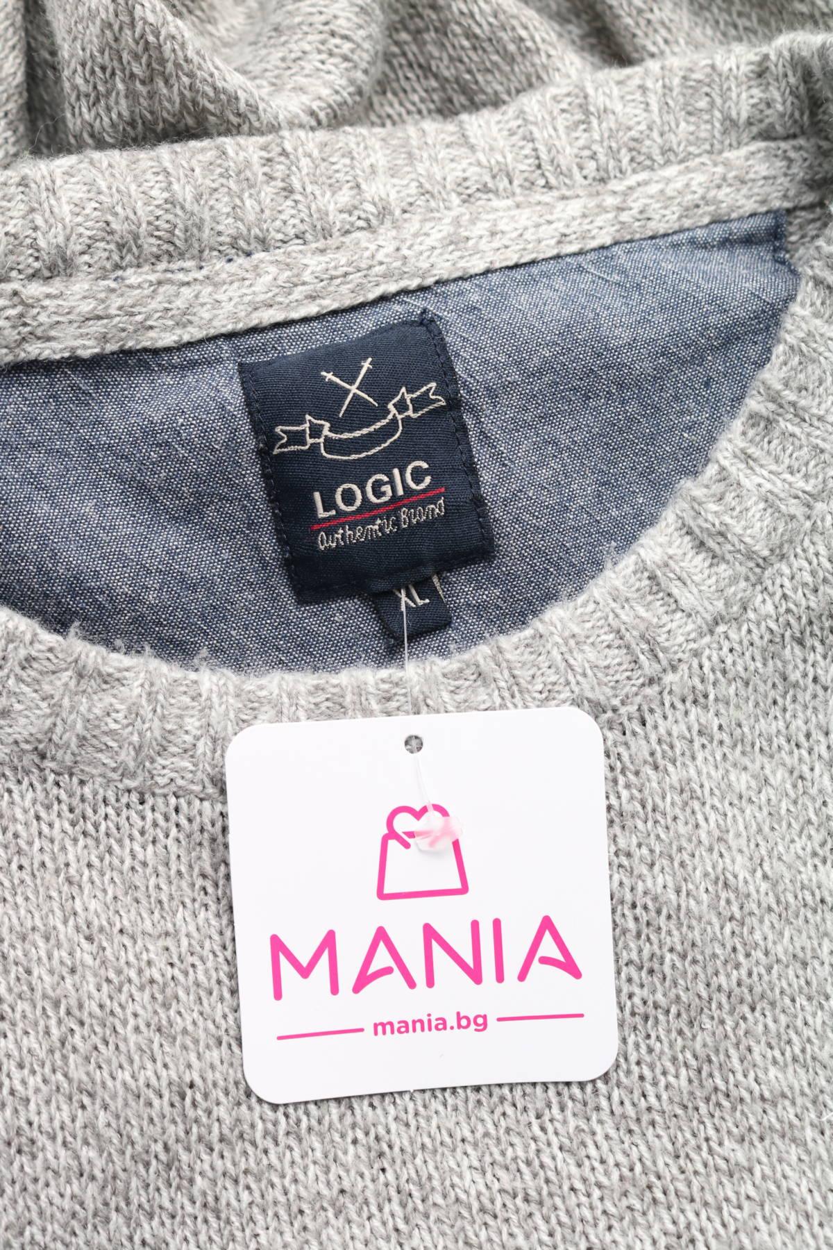 Пуловер LOGIC3