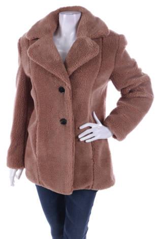 Палто с косъм TAIFUN