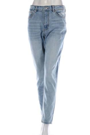 Дънки с висока талия Vero Moda