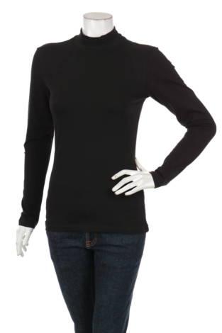 Блуза с поло яка JACQUELINE DE YONG