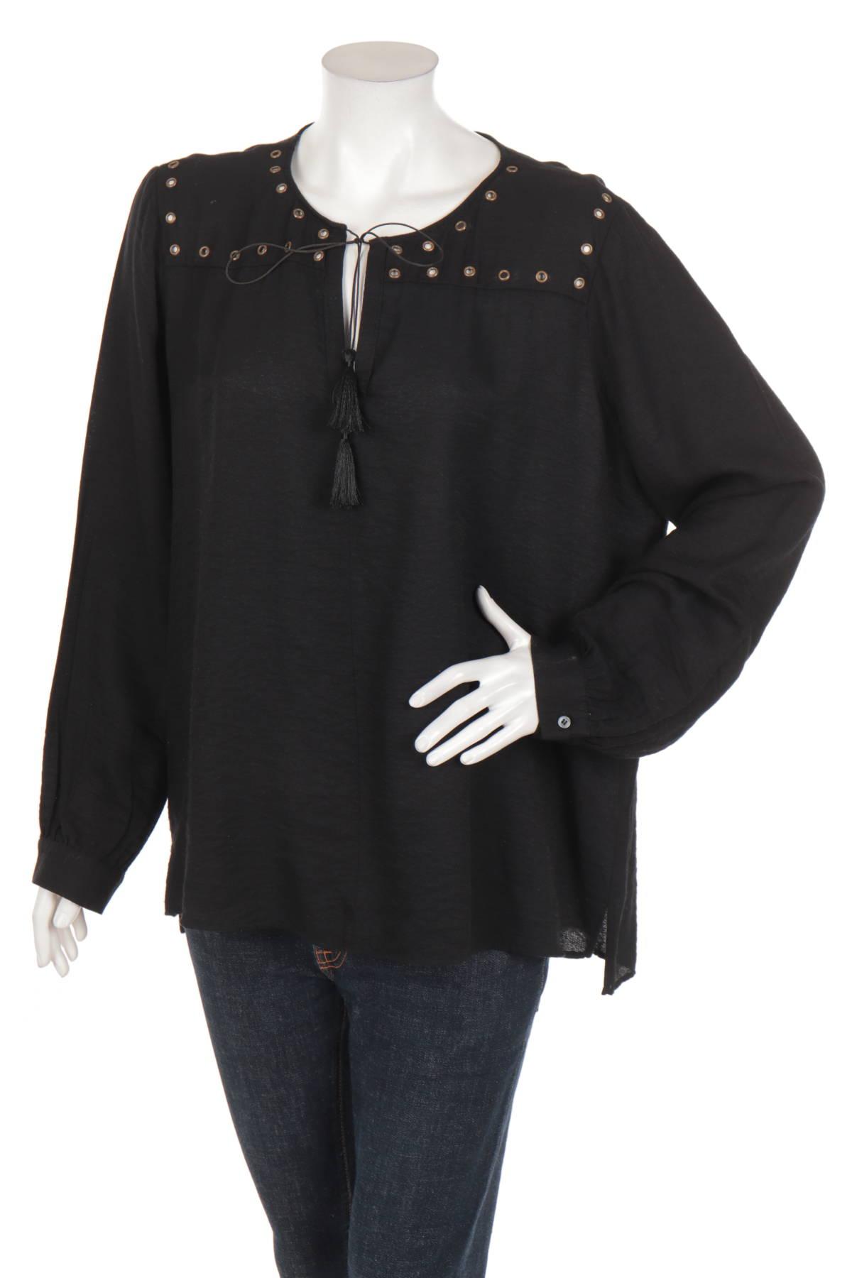 Блуза VIOLETA BY MANGO1