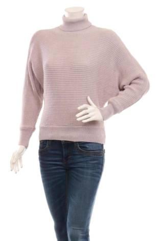 Пуловер с поло яка NA-KD