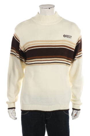 Пуловер с поло яка South Pole