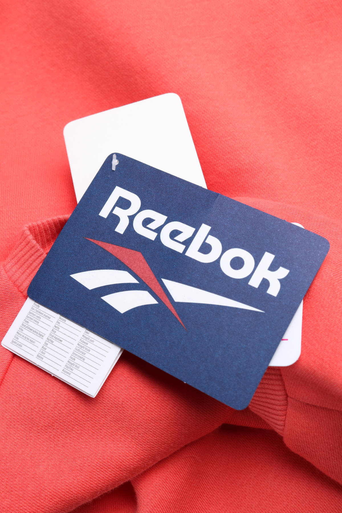 Спортна блуза Reebok3