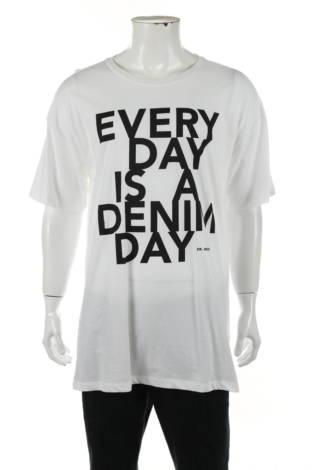Тениска с щампа Dr denim