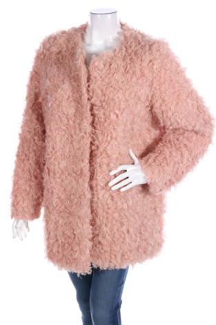 Палто с косъм Chelsea Rose