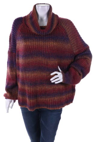 Пуловер с поло яка Mossimo Supply Co.