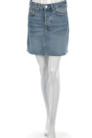 Дънкова пола &DENIM BY H&M