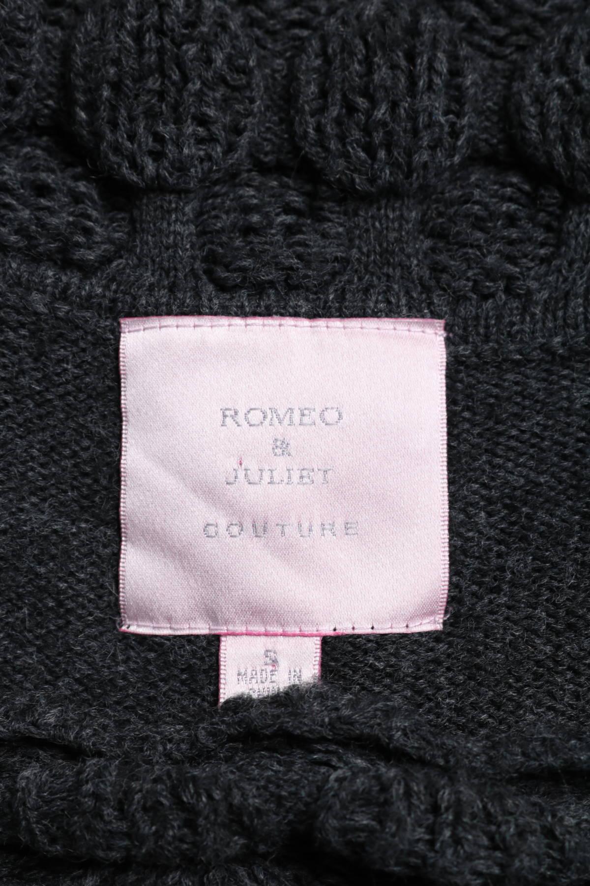 Пуловер ROMEO & JULIET3