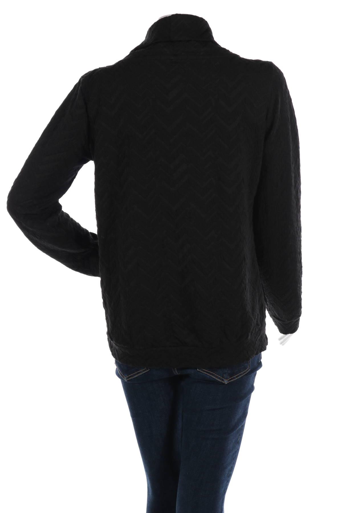 Пуловер с поло яка LOVEAPPELLA2