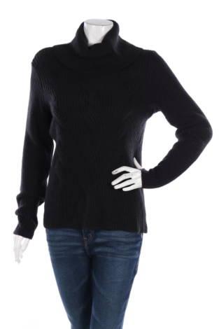 Пуловер с поло яка Ann Taylor