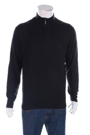 Пуловер с поло яка HAGGAR