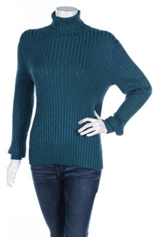 Пуловер с поло яка APOSTROPHE