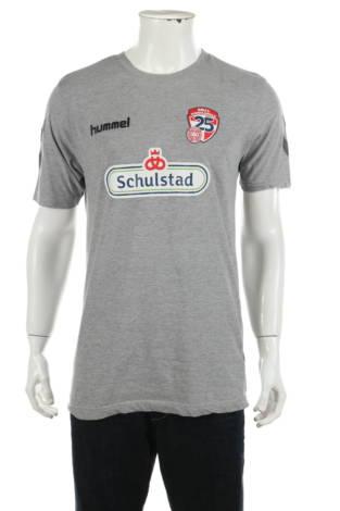 Тениска с щампа Hummel