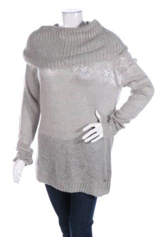 Пуловер с поло яка KAPORAL