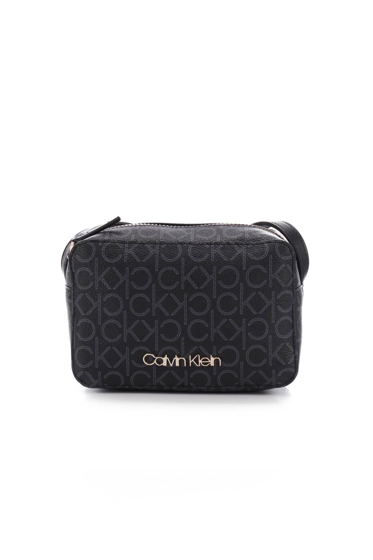 Кожена чанта Calvin Klein1