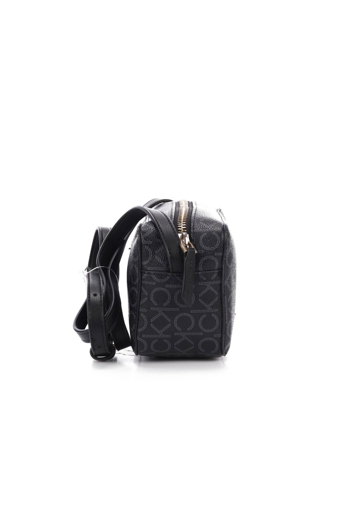 Кожена чанта Calvin Klein3
