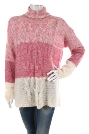 Пуловер с поло яка C