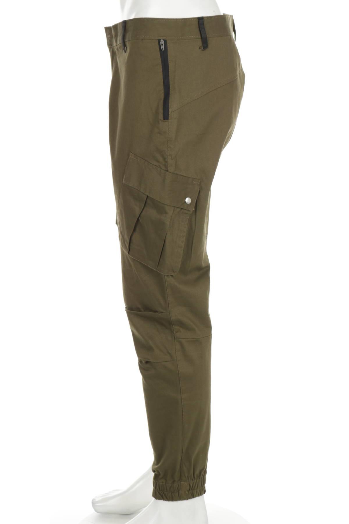 Спортен панталон SIK SILK3