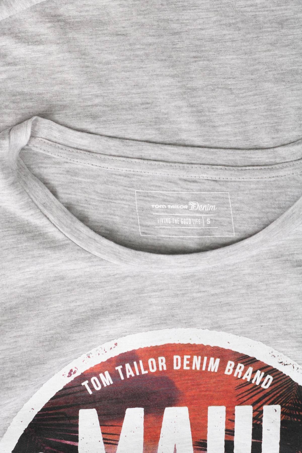 Спортна тениска TOM TAILOR3