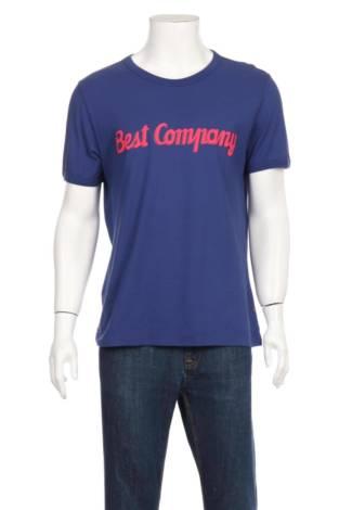 Тениска с щампа BEST COMPANY