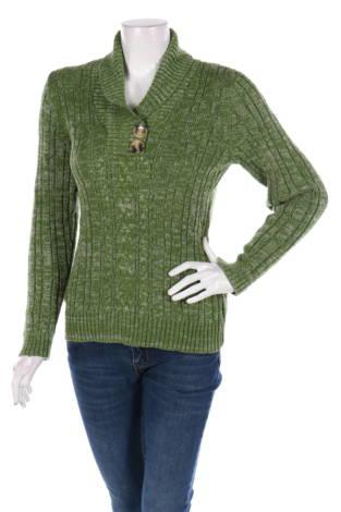 Пуловер с поло яка L.A BLUES