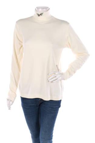 Блуза с поло яка Woolrich