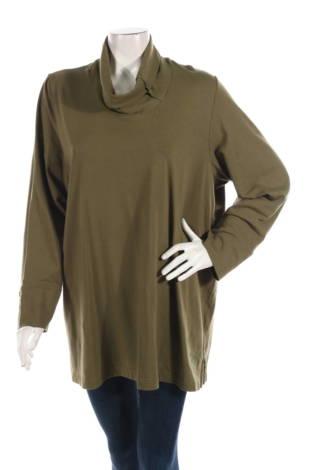 Блуза с поло яка Laurie