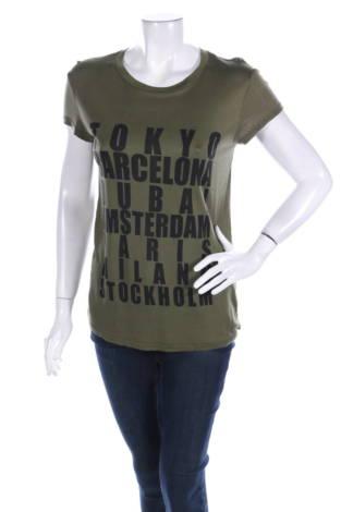 Тениска с щампа Sisters Point