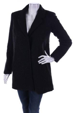 Палто с косъм VILA