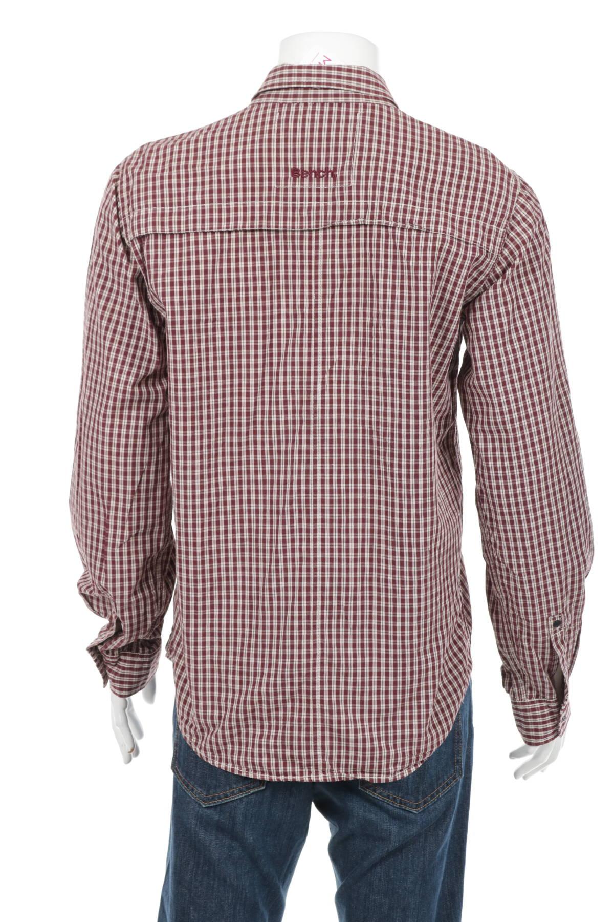 Спортно-елегантна риза BENCH2