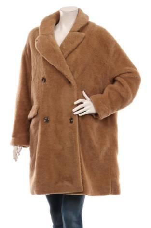 Палто с косъм CLOSED