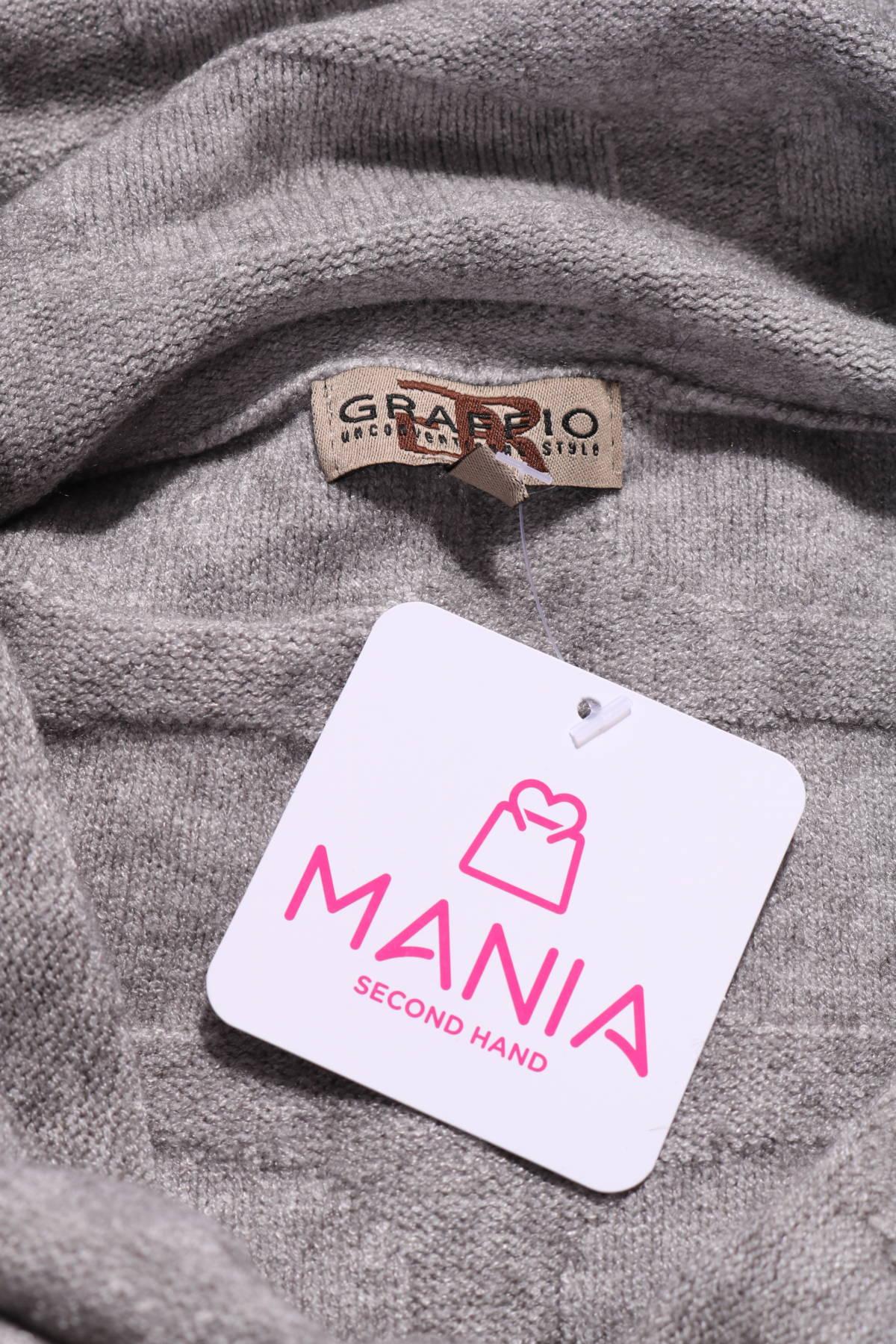 Пуловер GRAFFIO3