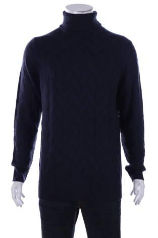 Пуловер с поло яка Tailored