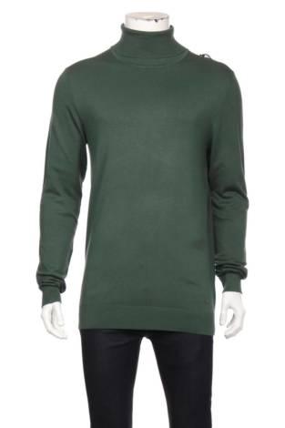 Пуловер с поло яка PETROL INDUSTRIES