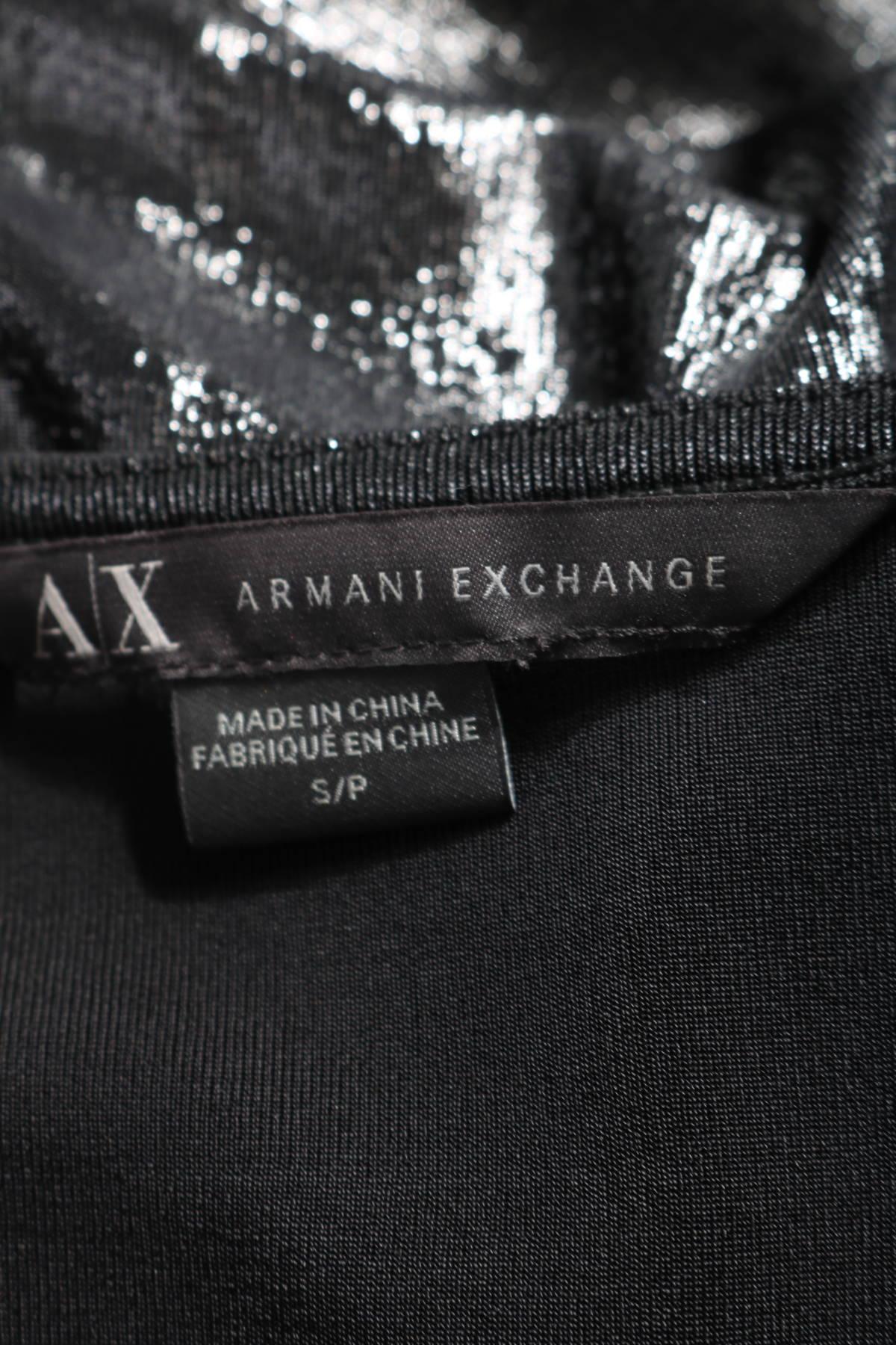 Рокля Armani Exchange3