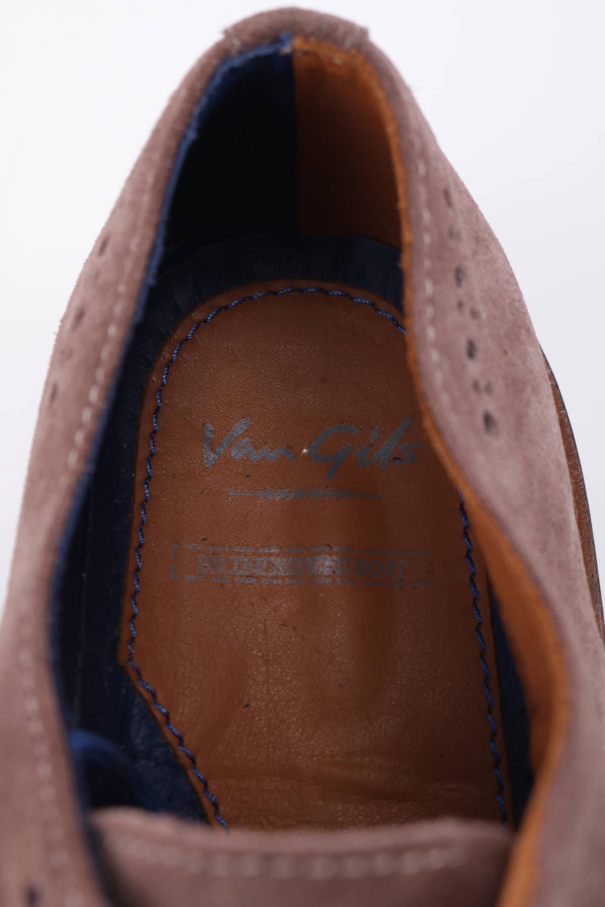Ниски обувки Van Gils3