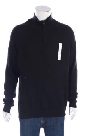Пуловер с поло яка Goodiellow