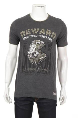 Тениска с щампа REWARD
