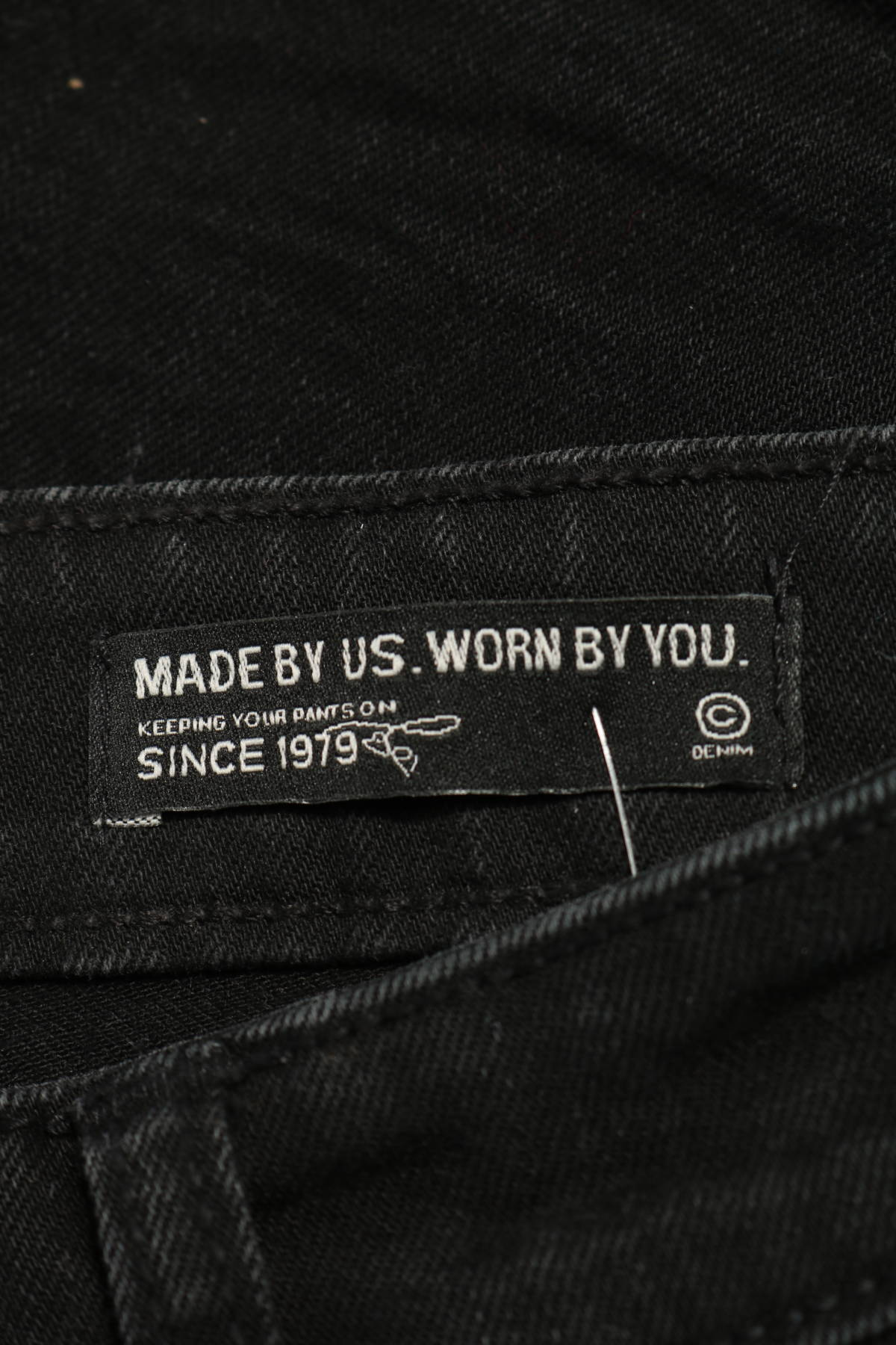 Дънки Made by US.Worn by you3