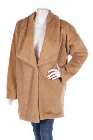 Палто с косъм Onetheland