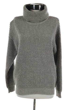 Пуловер с поло яка Kaffe